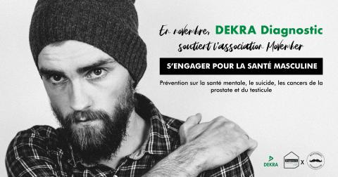 DEKRA Diagnostic x Movember